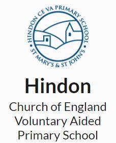 Hindon Primary school logo