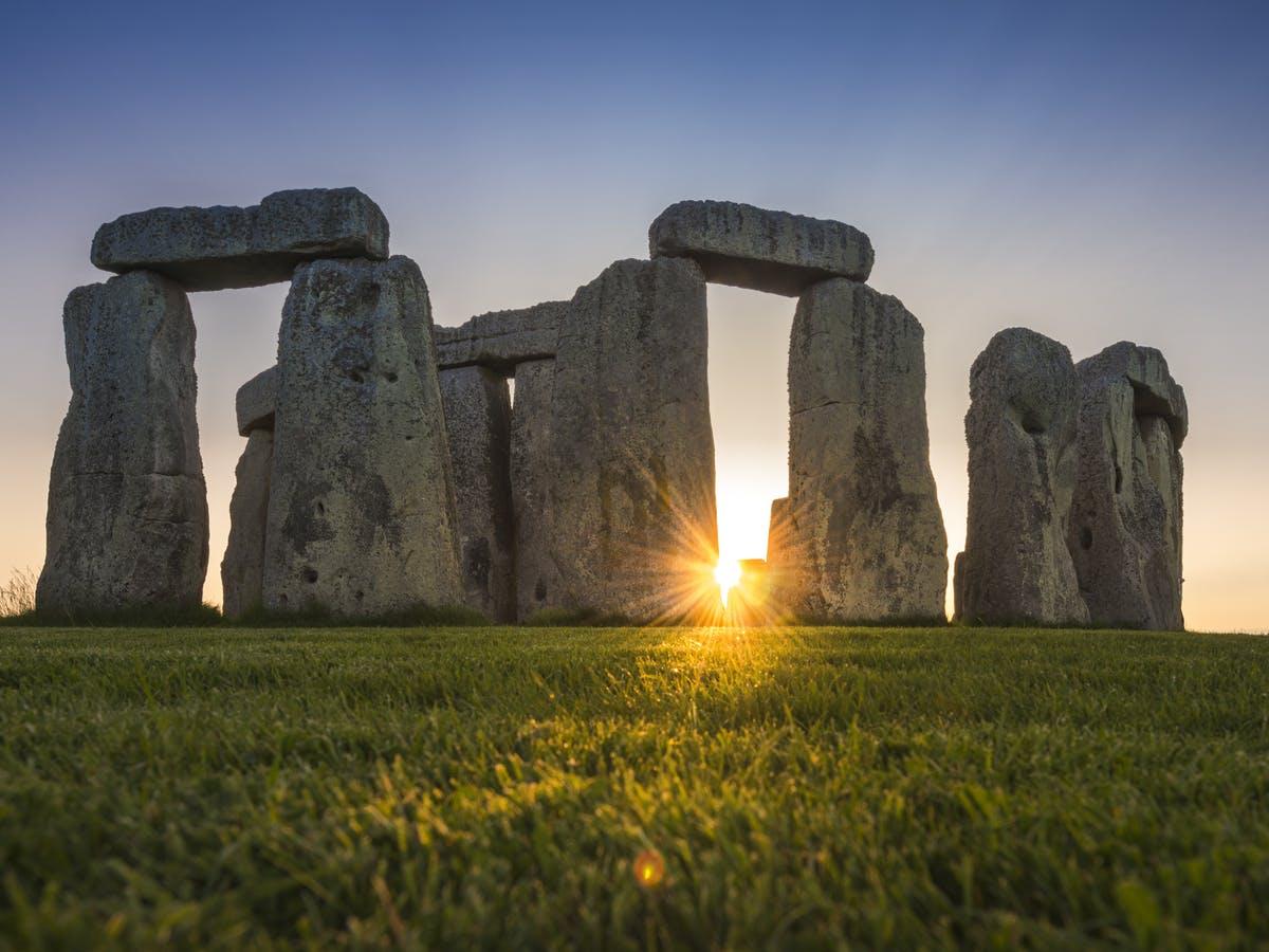 Picture of Stonehenge